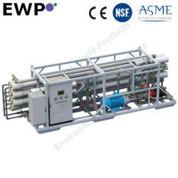 Sistema RO de dessalinização da água do mar (SWROL-8040)