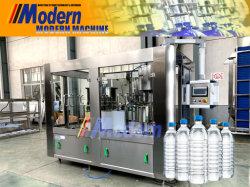 Automatische 3in1 kein kohlensäurehaltiges Getränk Saft trinken aromatisiertes Mineralwasser Abfüllmaschine Abgefüllt Reines Wasser Haustier Flasche Abfüllung Verpackung Maschine