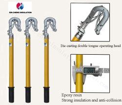 Erdungs-und Kurzschluss-Gerät (Sprungtyp Schellen - teleskopischer Typ Erdungstange)