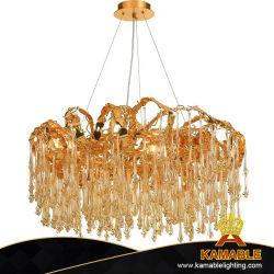 Luxus-Pendelleuchte des Goldenen Hotels (KA315-10)