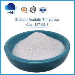 CAS 127-09-3 acetato de sódio potássio triidratado