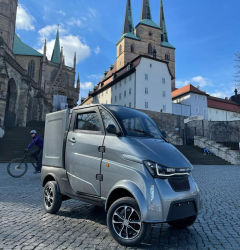 Cee L6e aprovação 4Kw Mobility Mini Kfc entrega de comida Van Automóvel