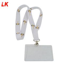 Nessuna sagola minima della clip del metallo di ordine con la scheda di identificazione