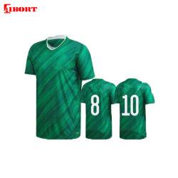 Eenvormige Voetbal van de Sporten van Jerseys van de Douane van de Club van Aibort het In het groot (Voetbal x-Sc-01)