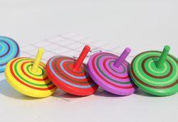 Brindes Promocionais, pequenos brinquedos de madeira, Simples brinquedos para crianças