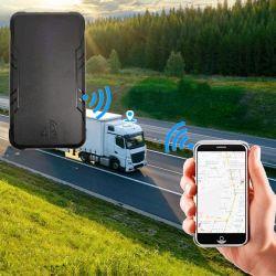 مغناطيس GPS تتبع السيارة للسيارات ميني ريال لاسلكي تتبع نظام GPS من الجيل الرابع باستخدام تطبيق البرنامج
