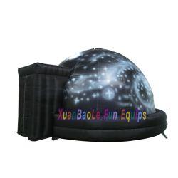 خيمة القبة السماوية / خيمة السينما القابلة للنفخ للأطفال بزاوية 360 درجة / قبة العرض القابلة للنفخ للتعليم المدرسي