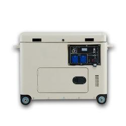 3Квт 5 квт 6 квт 7 квт 8 квт 10квт 12квт 15квт Silent дизельных генераторных установках с ISO и CE высшего качества