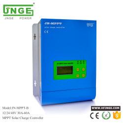 Automobile solare del regolatore 12V 24V 48V della carica di prezzi di fabbrica di JNGE 10A 20A 30A 40A 50A 60A MPPT con Ethernet di WiFi GPRS