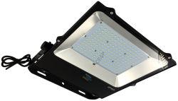 شاشة LCD 150 واط (مكافئ هالوجين 1500 واط) مصباح LED مدمج خارجي أسود IP65، مصباح منطقة مقاومة للماء 4000K بوصة أضواء الإضاءة الموضعية والفيضانةالتعتيم PLC للسائق من Philips