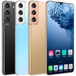 Telefon-intelligenter Telefon-Hersteller-Direktverkauf-Handy des Soem-Handy-S21+ grenzüberschreitend des Telefon-6.6inch