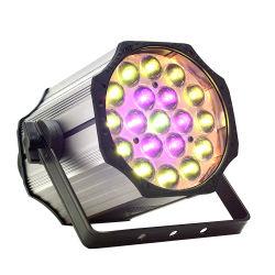 고휘도 19PCS 15W Aura Control 기능 및 줌 기능 실외 LED 파 캔 라이트