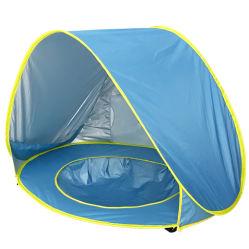 [أوسا] براءة اختراع تصميم سريعة مفتوح قابل للنفخ أطفال شاطئ [سون] مأوى