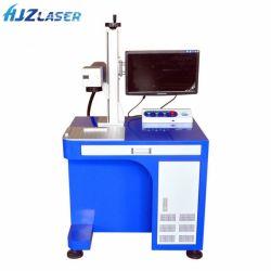Macchina da tavolino/portatile della marcatura del laser su acciaio/sul metallo/penna acciaio inossidabile da vendere