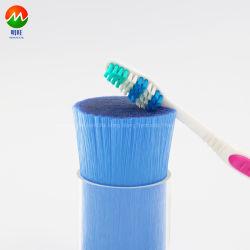 فرشاة أسنان نايلون PA66 من نوع Nylon، ناعمة جداً وصلابة فتيلة الفرشاة
