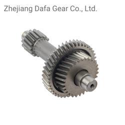Los componentes de transmisión mecánica y de engranaje recto engranaje helicoidal de ATV