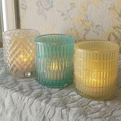 홈 장식 유리 촛대 공예 촛불/유리컵/촛불 홀더