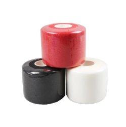 O desporto bandagem de Cintagem Pré Grosso colorido suave fita de espuma de PU atlética elástica