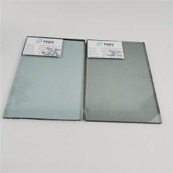 4mm-12mm Euopean gris pour la maison de verre flotté décoration (C-UG)