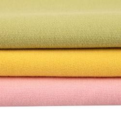 أفضل سعر وردي مرتفع يرون من الجيرسي المنفرد نسيج من النسيج الناعم المصنوع من النسيج الشرائط مع قماش اللوكس