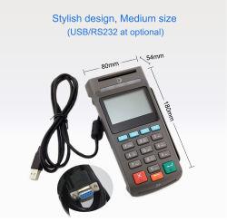 USB磁気スマートなNFCのカード読取り装置のE支払POS Pinpad Z90pd