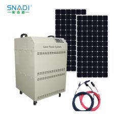 홈을%s 1개의 5kw 48V 60A MPPT 태양 에너지 시스템에서 모두