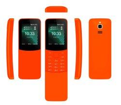 4 バンド GSM 携帯電話バナナロングスタンバイストレートバーオールド 携帯電話の多言語設定