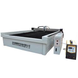 Tagliatrice di alluminio del plasma di CNC della tagliatrice dell'attrezzatura di produzione della tagliatrice del plasma grande