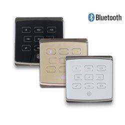 Smart домашняя аудиосистема Mini Bluetooth в крепление на стене PA микширующем усилителе в салоне 4 канал 4X25W с USB можно подключить 4-8 штук динамик