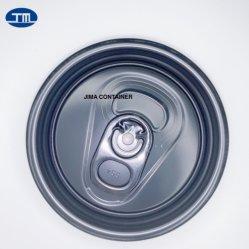Grossista 50 mm de diâmetro 202 # 200 # Sot Personalizar impressão fina Stubby Cor alumínio cerveja bebida suco refrigerante bebida fácil abrir Cobertura