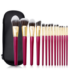 Private Label nuovo set completo Luxury Cosmetic Professional Makeup Brush Impostazione