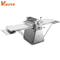 Para la venta comercial de máquina laminadora de masa rodillo Sheeter Vertical