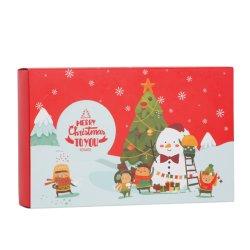 ケーキの包装のための白い食品等級のアートペーパーボックス