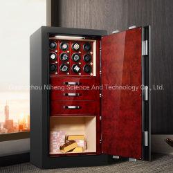Роскошный отель с электронным управлением Сейф High-Quality смотреть переключателя стеклоподъемника двери водителя и ювелирные изделия ящик