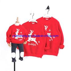 マッチの家族の衣服のお母さんおよび休日のための娘のクリスマスの衣類 カスタマイズの卸売
