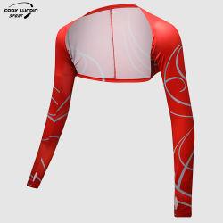 코디 런틴 플레인 패션 세트 여성용 스포츠 선 보호 빈티지 운동 피트니스 의류