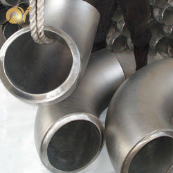 Tubo de HDPE adaptadores de brida doble de largo radio de 45 grados de codo de 90 grados de irrigación interna racor codo roscado