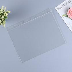 Kundengerechte A4 Größe verdickter pp. transparenter Datei-Faltblatt-selbstdichtender Dokumenten-Speicher-Beutel-Datei-Beutel