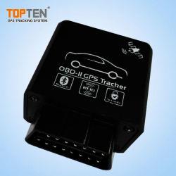 Alarme de voiture GPS sans clé avec OBD Plug-n-Play, lire le code d'erreur, de surveiller la voix des savoirs traditionnels228-ez