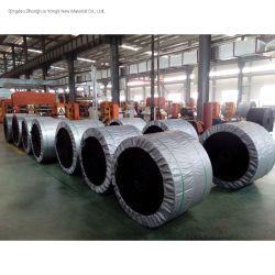 Lienzo de 24 pulgadas resistente al desgaste de la cinta transportadora de caucho para el carbón
