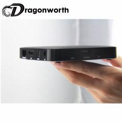 Mc HD die 1080P van de RAM van de Doos van TV van Pendoo Rk3328 Androïde 7.1 2GB 16GB Volledige Video de Androïde Androïde LCD van de Doos Doos van de Verpakking van TV stromen
