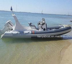 Liya 6.2Meters nervure de la vitesse du bateau Yacht Constructeurs excursion en bateau Yacht