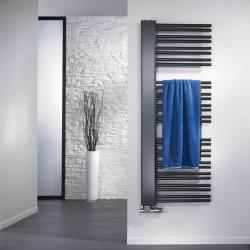 Het verwarmde Elektrische Verwarmingstoestel van de Handdoek van de Radiator van de Badkamers van het Chroom van het Spoor van de Handdoek