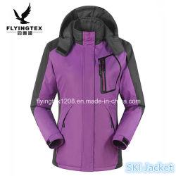 최상 숙녀 Winter Apparel Female Clothing 여자 스기 재킷