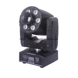 Mini-LED bewegliches Hauptdisco-Licht der Punkt30w gobo-Wäsche-