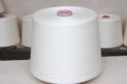 編むことのための40sロータスファイバーか形態上の混ぜられたヤーン