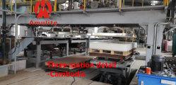 Faser-Kleber-Vorstand-Maschinerie-Zeile Kalziumkieselsäureverbindung-Vorstand