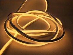 Ap1010f de haute qualité LED longue durée de temps au néon de lumière LED RVB étanche personnalisé Flexible Strip 12V, 24V de la corde à LED Lampe à LED Neon Flex