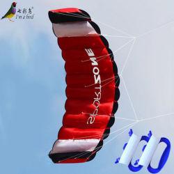 Nova Linha de dupla energia acrobática programável insufláveis Kite para adultos