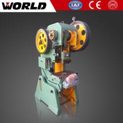 J23 ماكينة فصل ميكانيكية تعمل بالطاقة تعمل بماكينة فصل مركزية